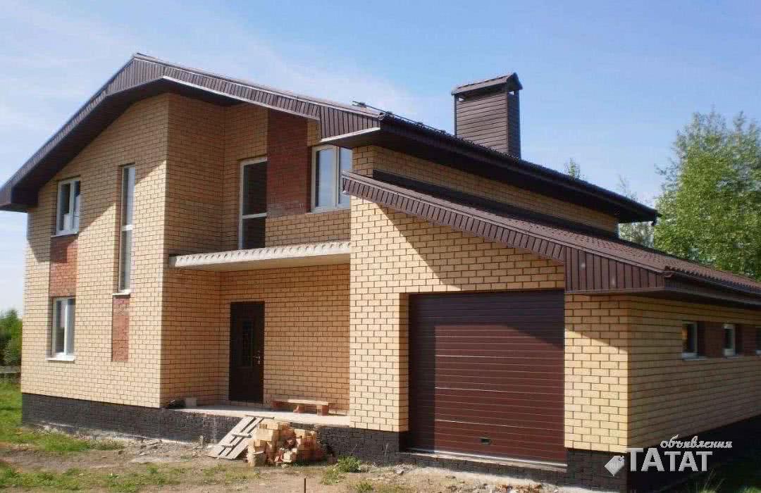 Строительство домов, коттеджей, зданий