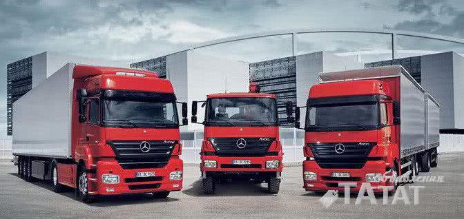 Коммерческие перевозки грузов