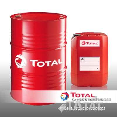 Синтетическое редукторное масло TOTAL CARTER SY